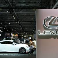Lexus to expand lineup, with eye on German rivals