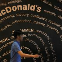 China meat supplier probe hurting McDonald's sales