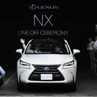 Chinese regulators probing Lexus operation, Toyota says