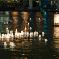 Lighting the way for Obon