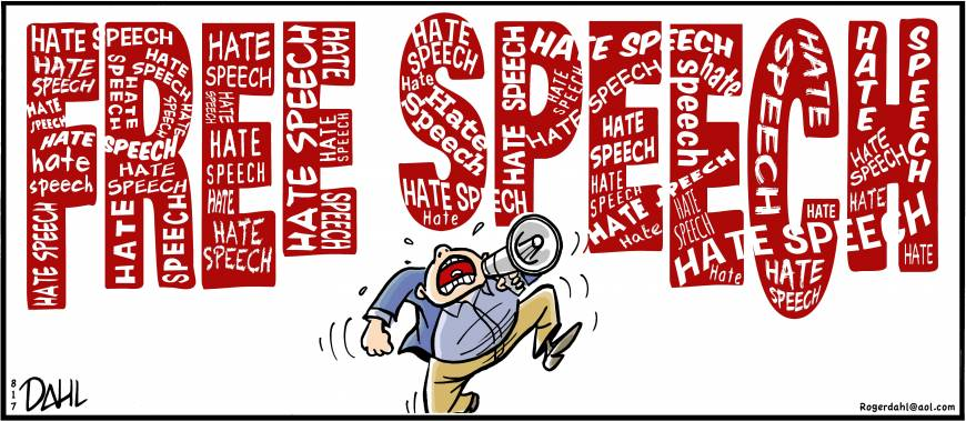 Free Hate Speech The Japan Times