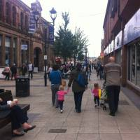 Child abuse victims in British town claim compensation