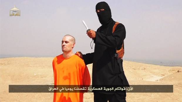 Islamic State claims to have beheaded captive American journalist