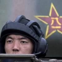 Chinese military's ability to wage war eroded by graft, its generals warn