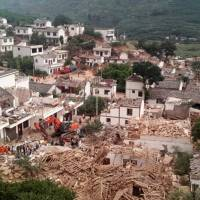 Rescuers scramble after nearly 400 die in China quake