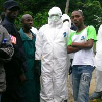 Liberia gets Ebola drug, ponders who should get it