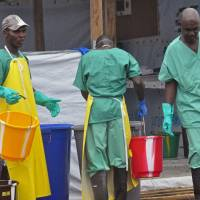 Liberia says all 17 runaway Ebola patients have been located