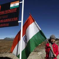 India, China ignore border dispute for now