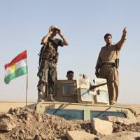 Baghdad sends Kurds ammo in 'unprecedented' assistance