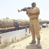 Iraq looks to protect oil in south