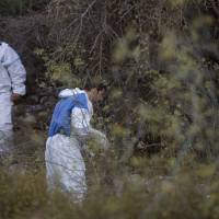 Israel finds body where U.S. student disappeared