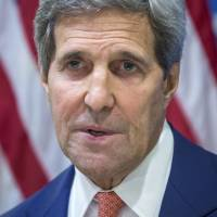 Israel spied on Kerry during peace talks last year, German magazine says
