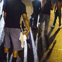 Missouri protests reignite over shot black teen