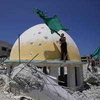 Israeli attacks on Gaza Strip's mosques rip social fabric