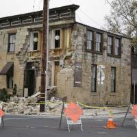 Napa wineries may get quake aid