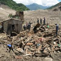 Nepal landslide death toll likely to exceed 100