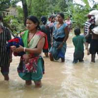 Nepal flood toll tops 100 as disease fears swell