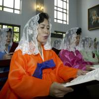 As pope heads to South Korea, alleged religious freedom in North is just a show for the outside world