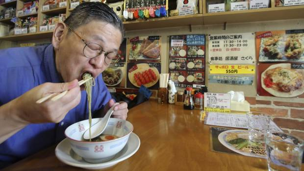 Instant noodles: friend or foe? South Koreans defend diet