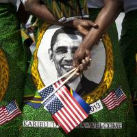 Obama seeks bigger Africa role for U.S.