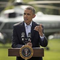 Obama says fight against Iraq insurgency could 'take some time'