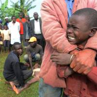 Kenyan men flee rival tribe as it threatens forced circumcisions