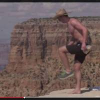 Grand Canyon officials probe viral video of man punting squirrel