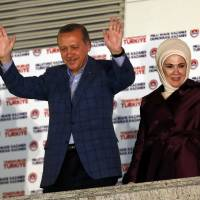 Erdogan wins Turkey's first presidential election, as critics fear creeping authoritarianism