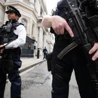 Britain raises terrorism threat level over fears of Islamic State, returning jihadists