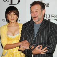 Daughter of Robin Williams faced online abuse after father's suicide
