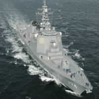 Japan to build two Aegis destroyers, expanding fleet to eight