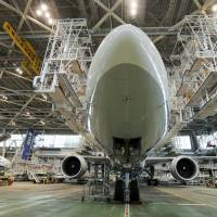Japan chooses Boeing 777-300ER as government's official jet