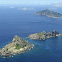 Chinese ships log 20th intrusion into Senkaku waters this year