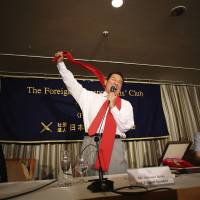 Inoki to wrestle with politics via North Korea 'sports diplomacy' event