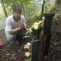 Mourners visit site on 29th anniversary of world's deadliest single-plane crash