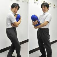 Martial arts tricks ease pain for new moms