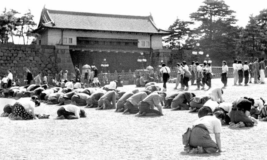 Surrender had lasting impact on many Japanese after war's ...