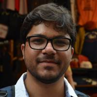 Umang Sharma, 'Gentleman,' 24 (Indian): It has been said that I look like a famous Bollywood actor from India called Aditya Pancholi, from a time when he had hair. Nowadays he has no hair and is about 50 years of age, but that is the guy I apparently resemble.