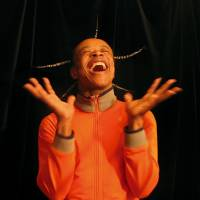 A dance work devised at SPAC by French-based Merlin Nyakam. | PHOTO COURTESY OF SPAC