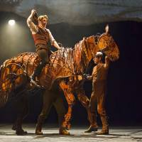 Theater's magic brings wonderful 'War Horse' to life