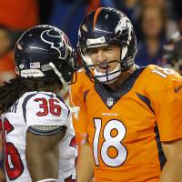Broncos fired up in loss to Texans