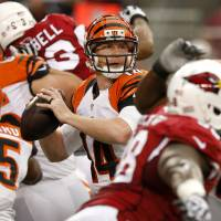 Bengals come away victorious against Cardinals