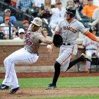 Panda power propels Giants