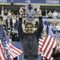 Injured Nadal pulls out of U.S. Open
