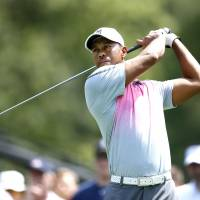 Tiger steady in first round