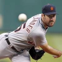 Verlander slowed by injury