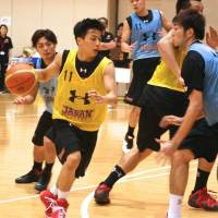 Togashi shining for Japan after Summer League success