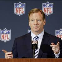 Goodell announces harsher penalty for domestic violence