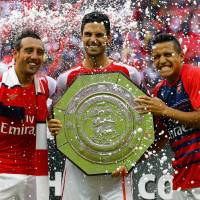 Arsenal outclasses Man City to capture Community Shield