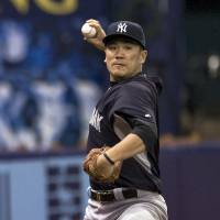 Tanaka has pain-free workout